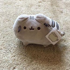 Small pusheen cat plush